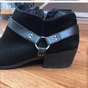 Sam Edelman black boots. Size 9.5
